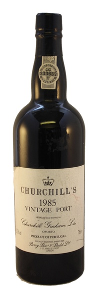 Churchill's Port, 1985